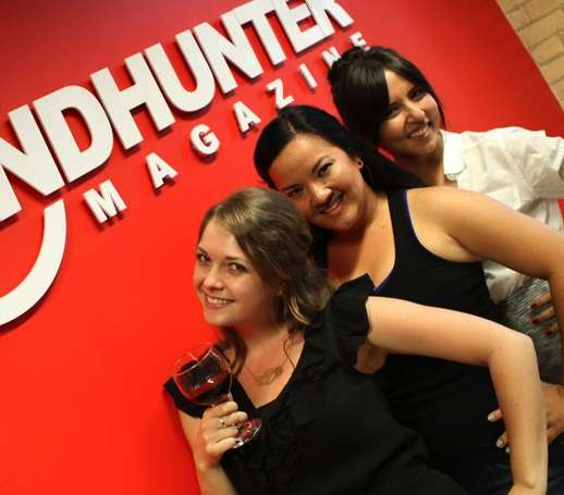 Trend Hunter Half Billion View
