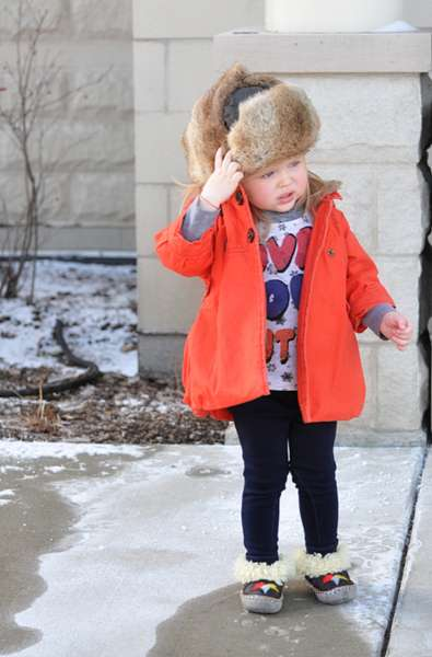 Toddler Fashionistas
