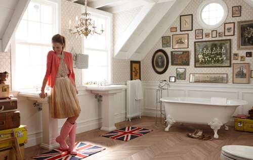 British Decor Bathroom Suites