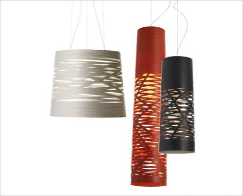 Tress Suspension Lamp