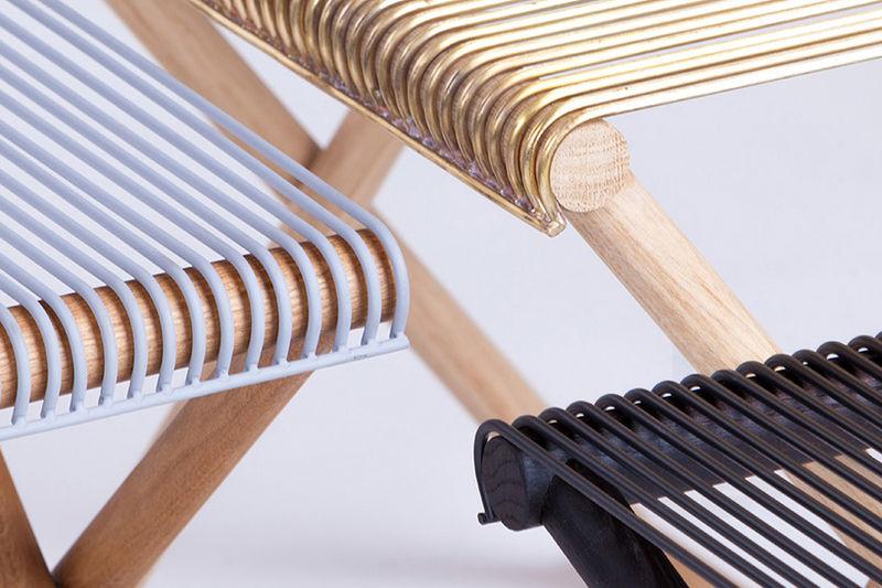 Stringed Tabletop Furniture