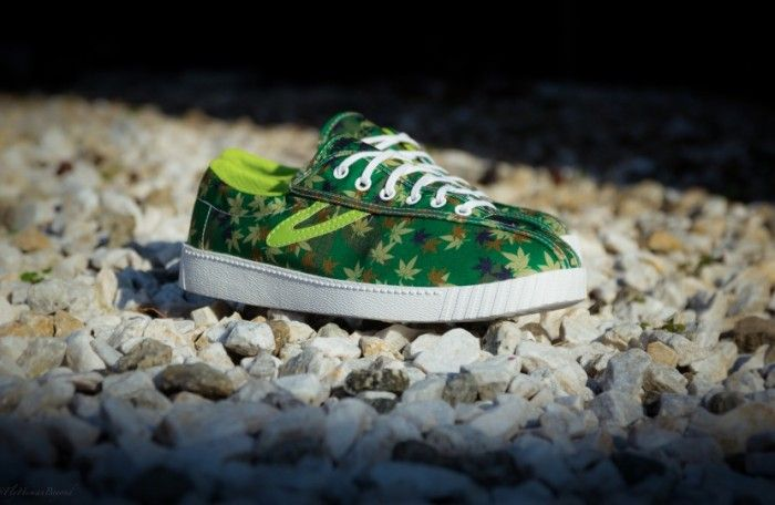 Fall Foliage Sneakers