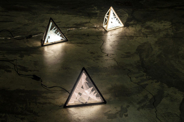 Prismatic Floor Lamps