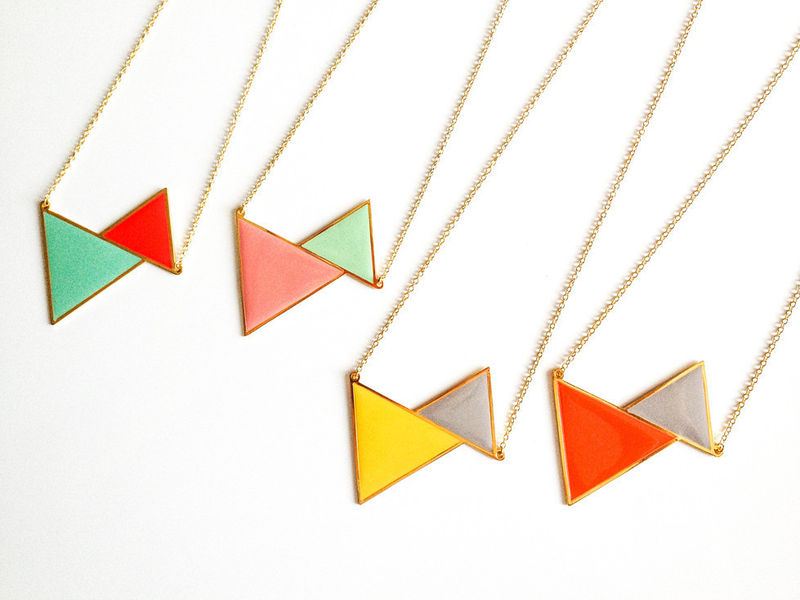 Charming Geometry Accessories