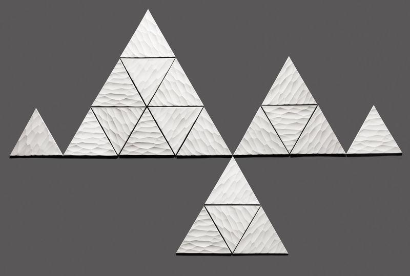 Customizable Triangle Tiles