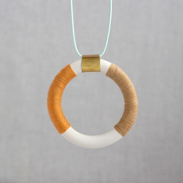 Tribal Ceramic Jewelry