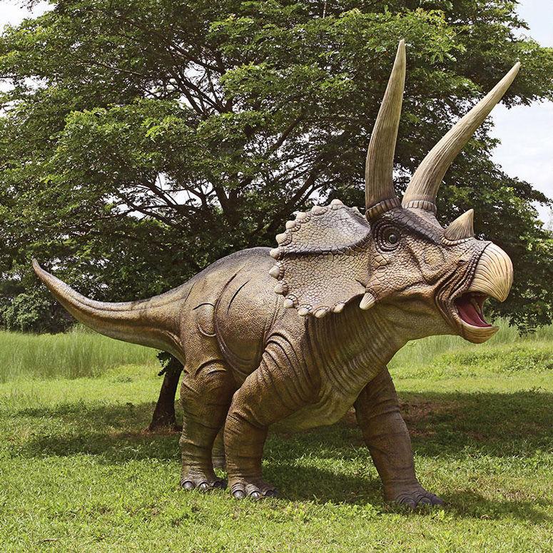 Realistic Dino Statues