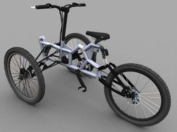Pollution-Free Trikes