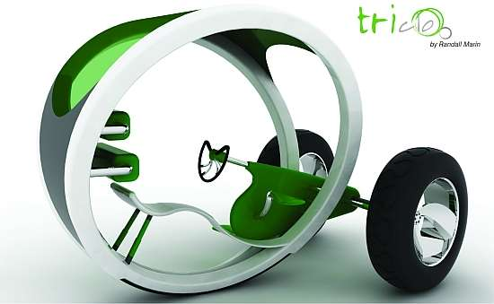 Urban Tricycles