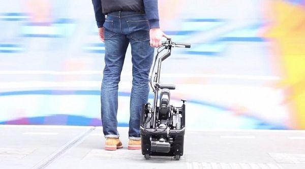 Foldable Electronic Vehicles
