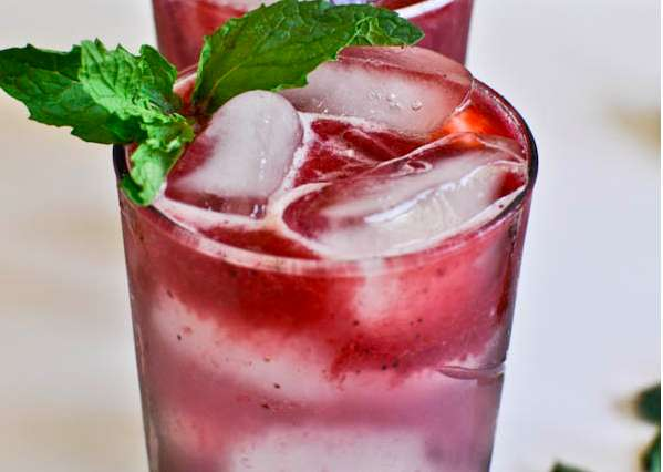 Antioxidant Summer Cocktails