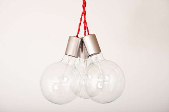 Braided Bulb Fixtures