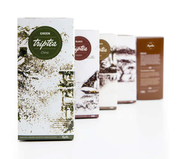 TripTea Packaging