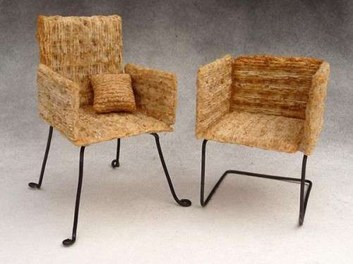 Triscuit Chairs