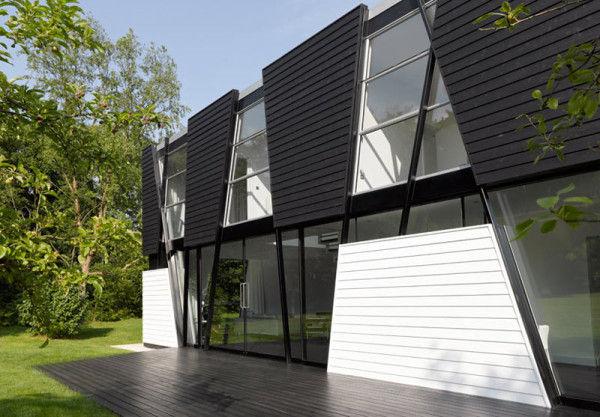 Angular Achromatic Homes