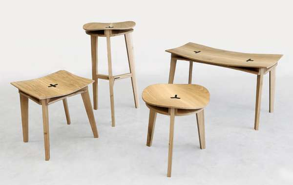 Pressured Plywood Seating