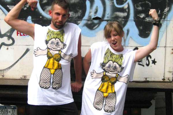 Troll Doll Tees