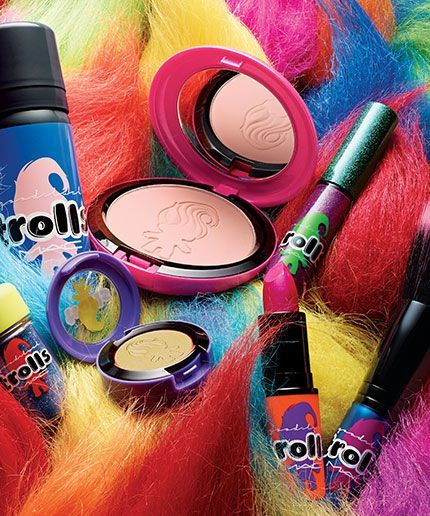 Doll-Inspired Cosmetics Collections