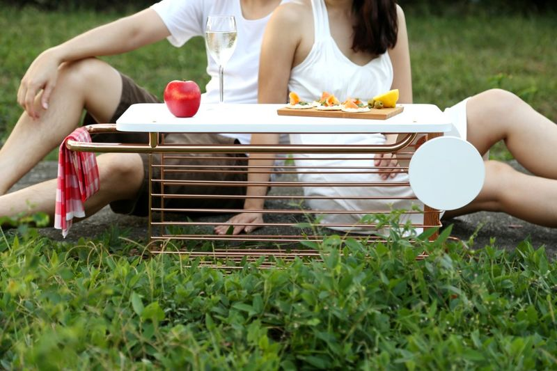 Chic Trolley Tables
