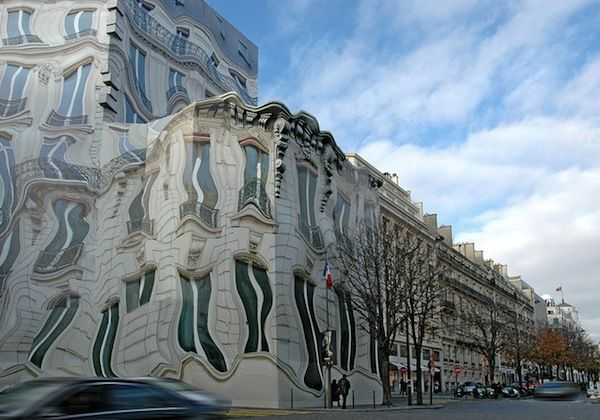 Trompe L'Oeil Architecture Illusions