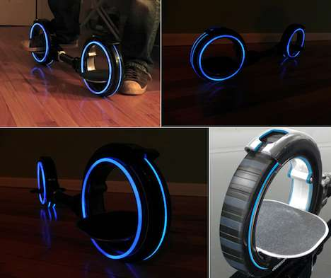 Tron Freerider Skatecycle