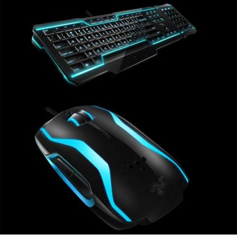 Sci-Fi PC Peripherals