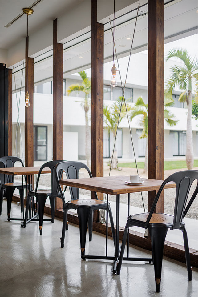 Modernist Tropical Inns