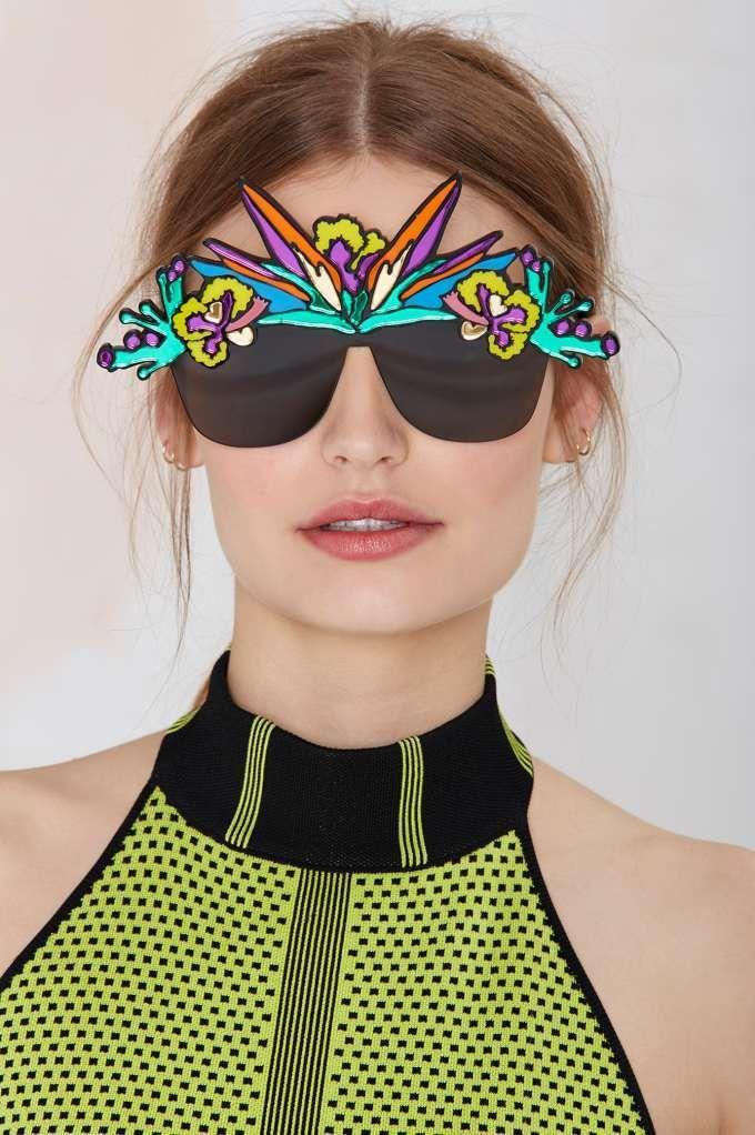 Psychedelic Eyewear Accessories