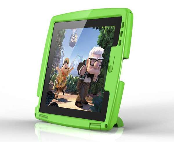 TRTL BOT iPad 2 Case