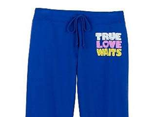 Chastity Vow Pants