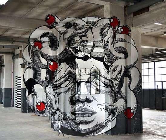 Graphic Garage Art