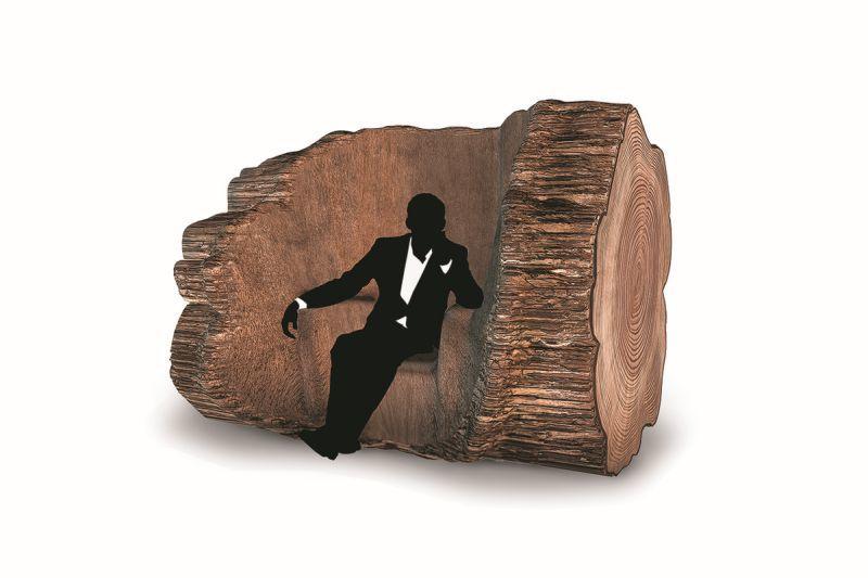 Naturally Grown Wooden Furniture