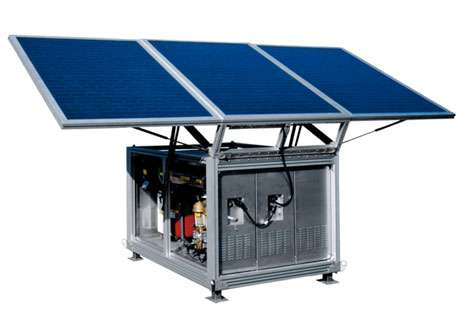 Solar-Powered Water Filters