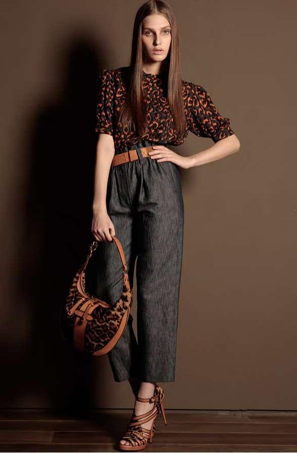 Jungle-Inspired Fashion