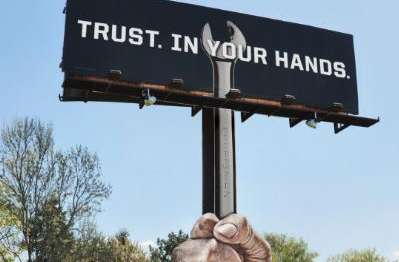 Trust in Your Hands
