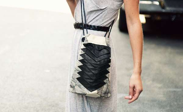Geometrically Structured Satchels