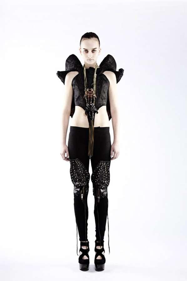 Tribal Textured Womenswear