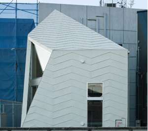White Angular Abodes