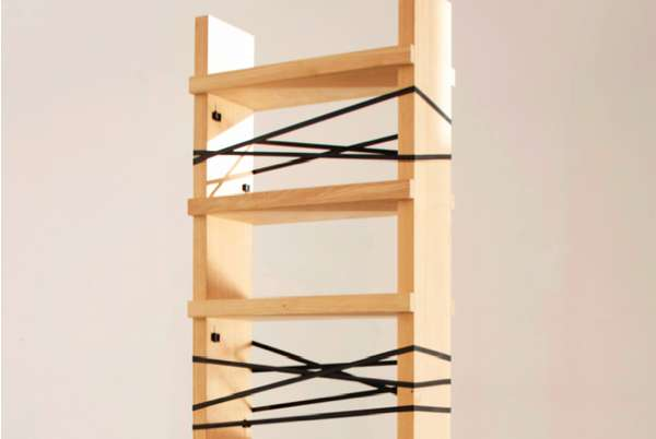 Tuberack Shelf