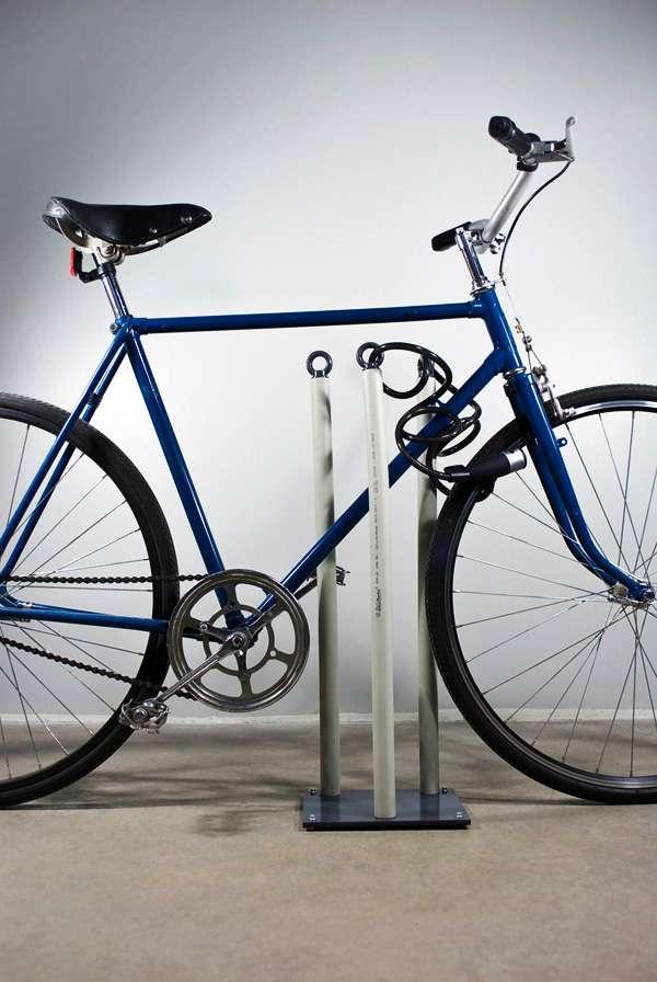 Bendable Bike Racks