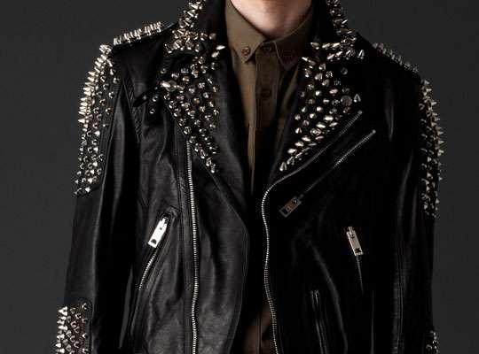 Studded Porcupine Jackets