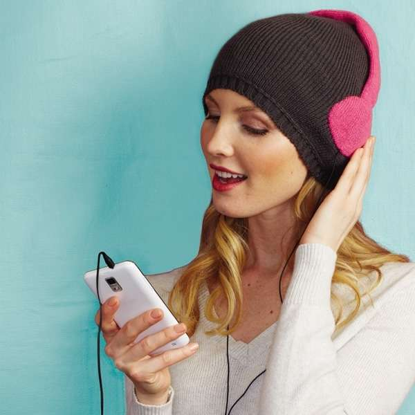 Built-In Headphone Toques