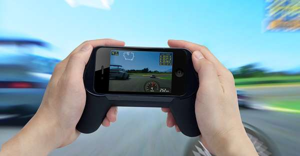Smartphone Gaming Grapplers