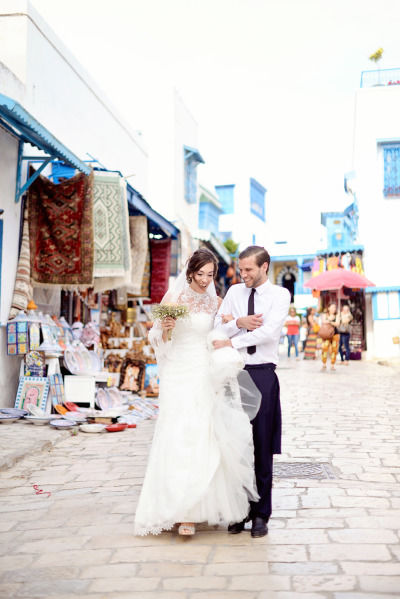 Whimsical Tunisian Weddings