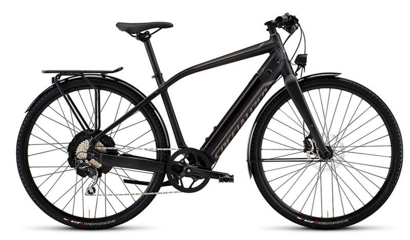 Tech-Augmented E-Bikes