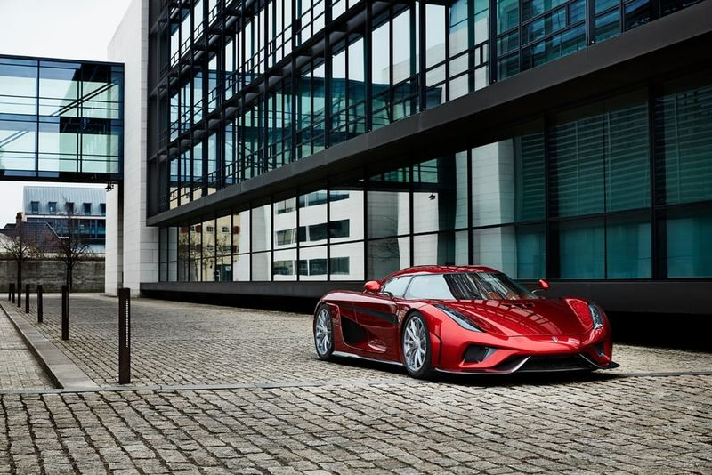Hollow-Wheeled Supercars