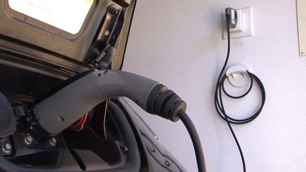 Efficient Electric Vehicle Chargers