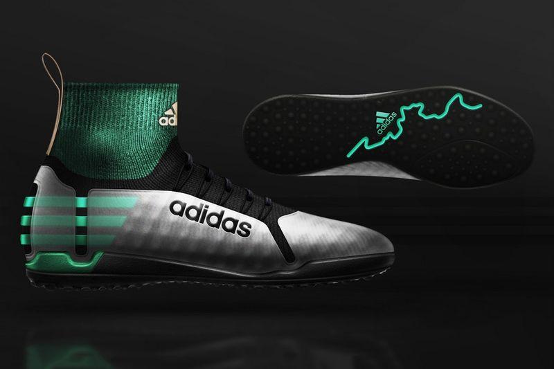 Conceptual Feminine Soccer Shoes
