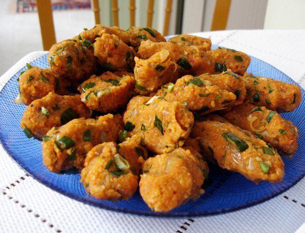 Mediterranean Vegetarian Meatballs