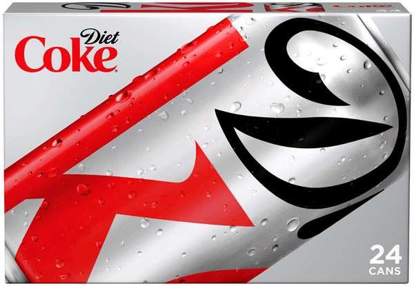 Minimalist Repackaged Sodas